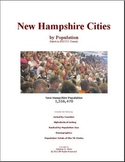 New Hampshire Cities by Population