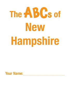 New Hampshire Handwriting Printables - Cursive Edition
