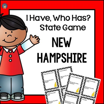 New Hampshire I Have, Who Has Game
