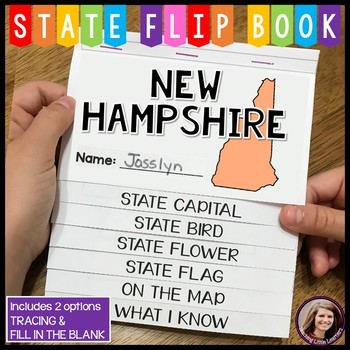 New Hampshire State Book