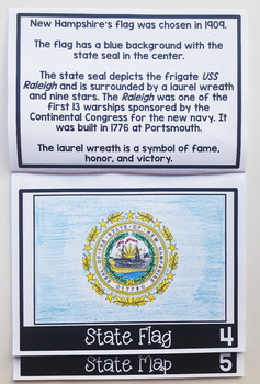 New Hampshire State Flipbook