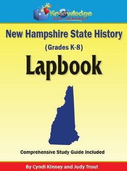 New Hampshire State History Lapbook