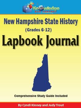 New Hampshire State History Lapbook Journal