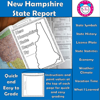 New Hampshire State Report