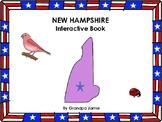 New Hampshire State interactive book grades pre-k - 2nd: a