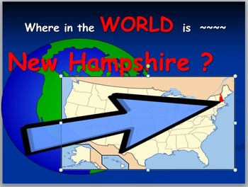 New Hampshire: Where is New Hampshire ?