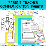 Back to School Parent Forms and MORE