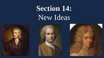 New Ideas in the Colonial Era - PowerPoint