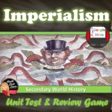 Imperialism Unit Test & Review Game (World History)