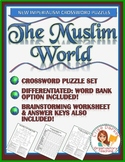New Imperialism Worksheet Puzzle: The Muslim World