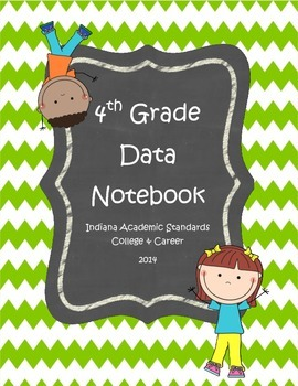 New Indiana Academic Standards 4th Grade Book Cover