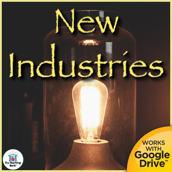 New Industries Interactive Notebook