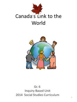 New Inquiry Based Canada's Link to the World