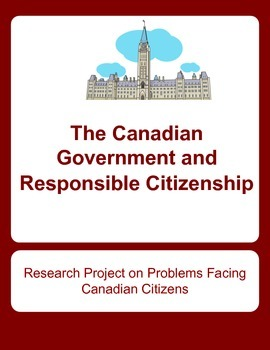 New Inquiry Based Gr. 5 Unit -Canadian Government and Responsible Citizenship