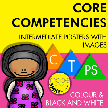 New Intermediate Core Competencies Posters With Images