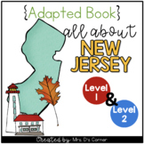New Jersey Adapted Books (Level 1 and Level 2)   New Jerse