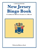 "New Jersey Bingo Book: A Complete Bingo Game in a ""Book"""