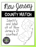 New Jersey County Match