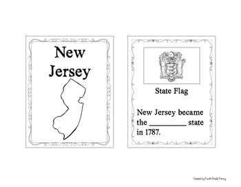 New Jersey Easy Project