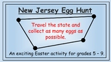 New Jersey Easter Math Activity