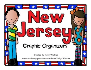 New Jersey Graphic Organizers (Perfect for KWL charts and geography!)
