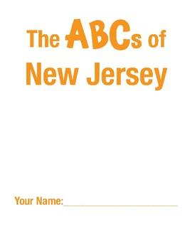 New Jersey Handwriting Printables - Print Edition