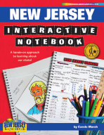 New Jersey Interactive Notebook: A Hands-On Approach to Learning About Our State!