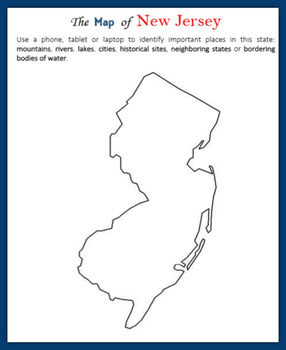 New Jersey (Internet Research)