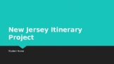 New Jersey Itinerary Project