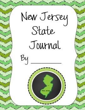 New Jersey Journal Set
