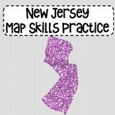 New Jersey Map Skills Practice