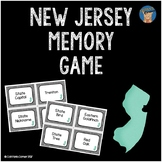 New Jersey Memory Game