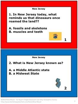 New Jersey Hello USA