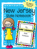 New Jersey State Notebook. US History and Geography
