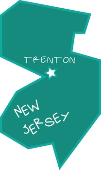 New Jersey State Pack
