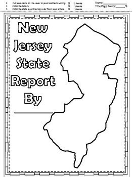 New Jersey State Report