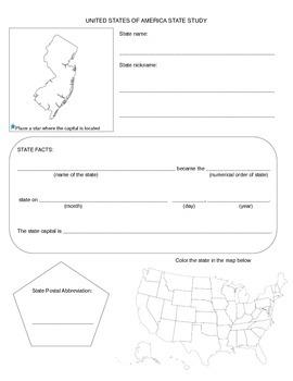 New Jersey State Study