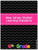 New Jersey Student Learning Standards Checklist - 4th Grade