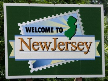 New Jersey Symbols PowerPoint