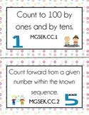 New Kid Friendly K Georgia Math Standards of Excellence