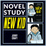 New Kid by Jerry Craft Lesson Plans