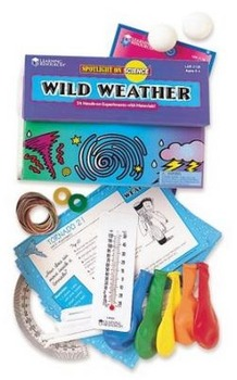 New Learning Resource-Spotlight on Science Wild Weather Kit