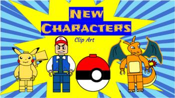 New (Lego Like) Characters