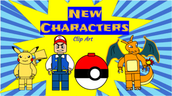 New (Building block) Characters