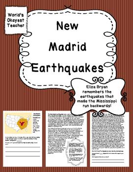 New Madrid Earthquakes