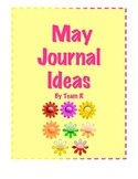 New May Journal Idea Cards