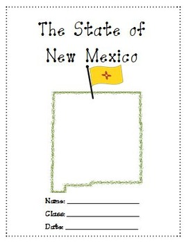 New Mexico A Research Project