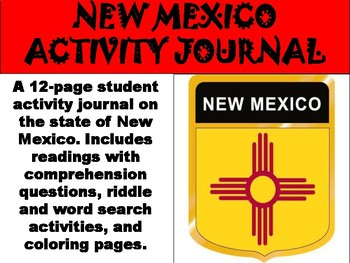 New Mexico Activity Journal