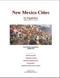 New Mexico Cities by Population