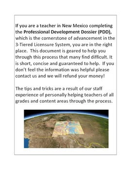New Mexico Dossiers Demystified